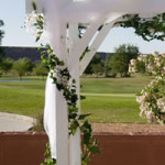 Wedding Arbor Decoration – Wedding Flowers, Plants, and Accessories