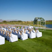 Outdoor Wedding Ceremony and Outdoors Wedding Weather